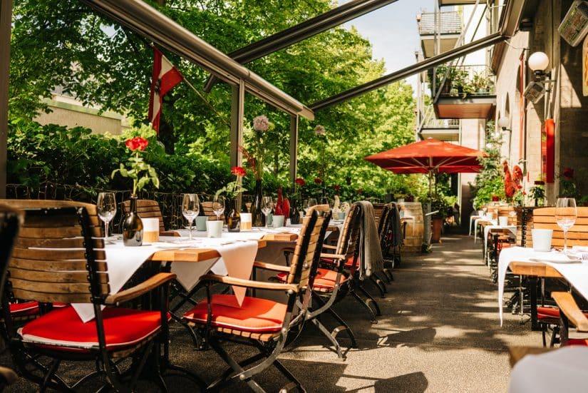restaurantes em colonia