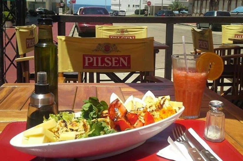 restaurantes baratos em punta del este
