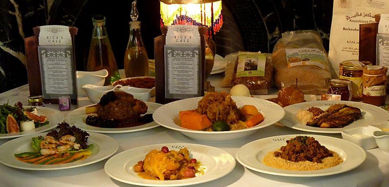 restaurantes em casablanca