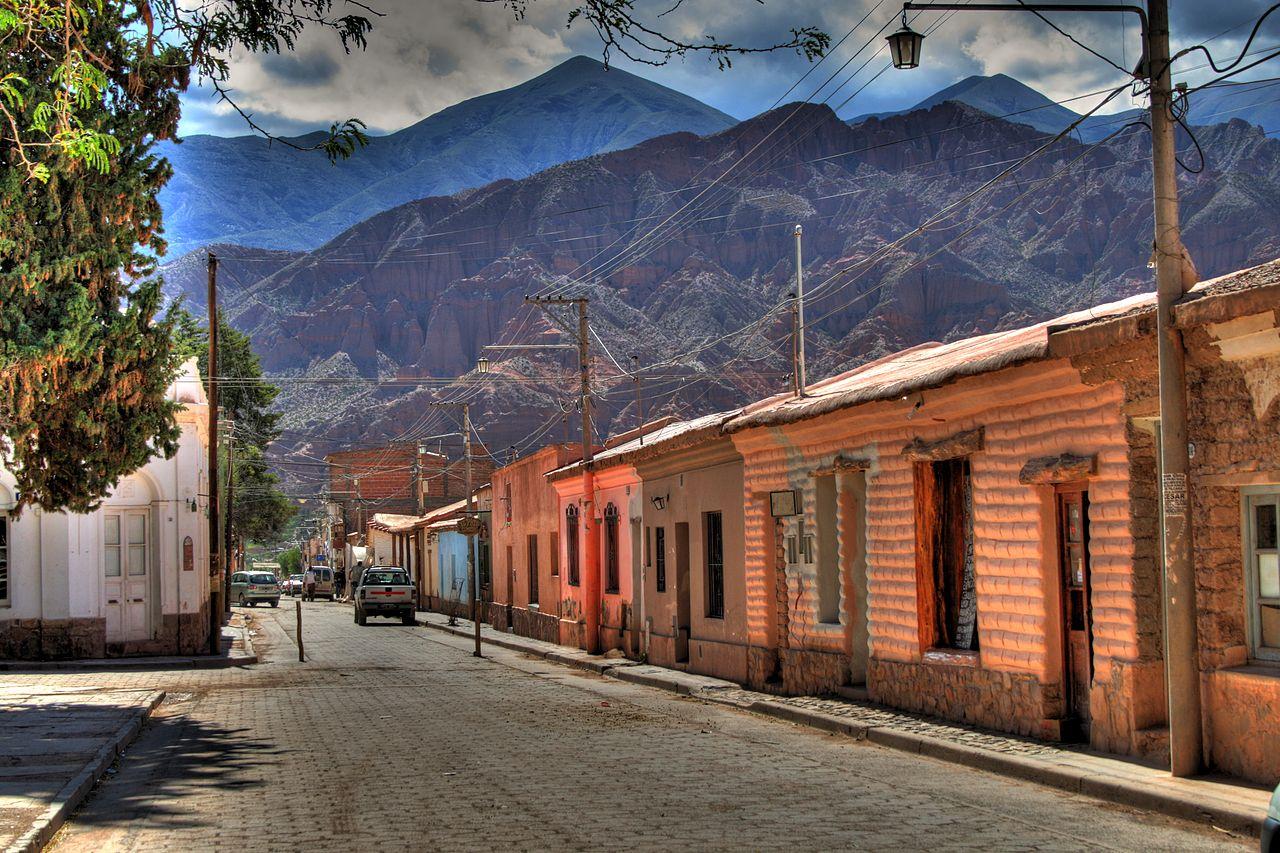 Como chegar em Quebrada de Humahuaca