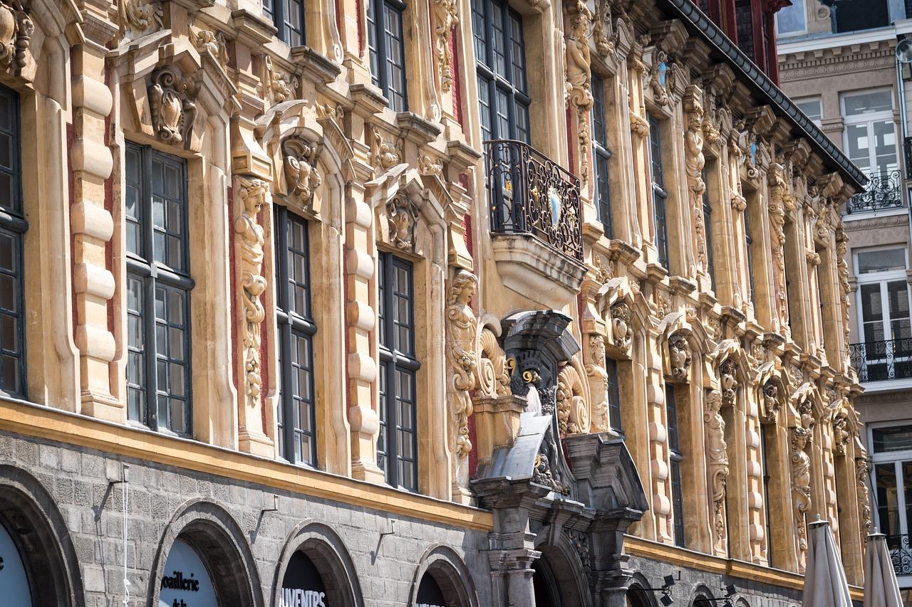 Roteiro para 2 dias em Lille