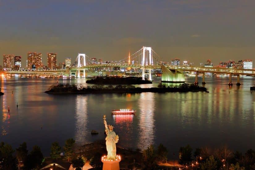 noite em Tokyo