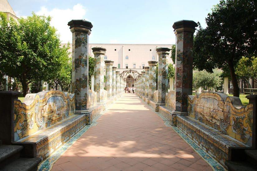 cidades no sul da italia