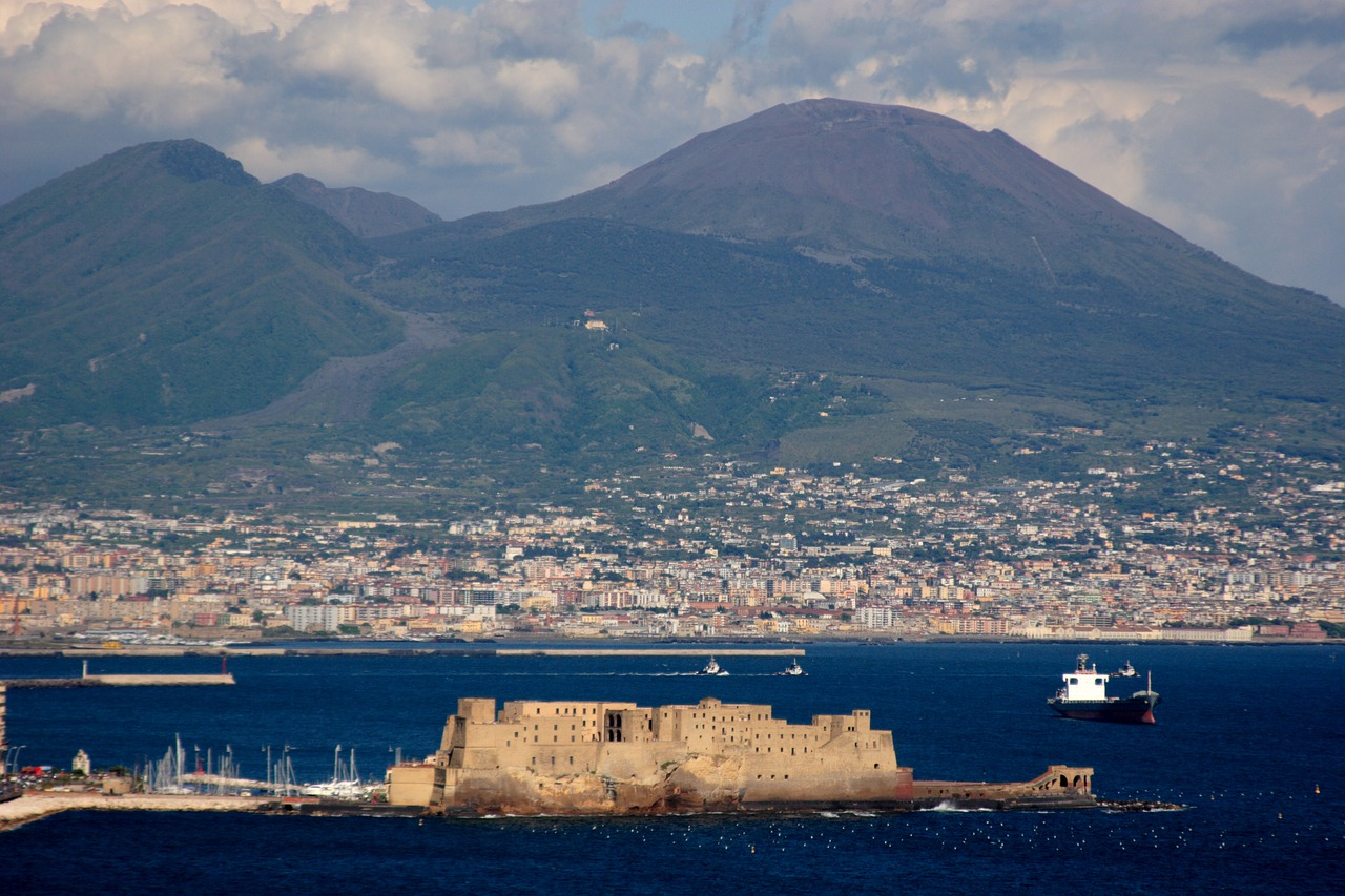 de Roma a Nápoles