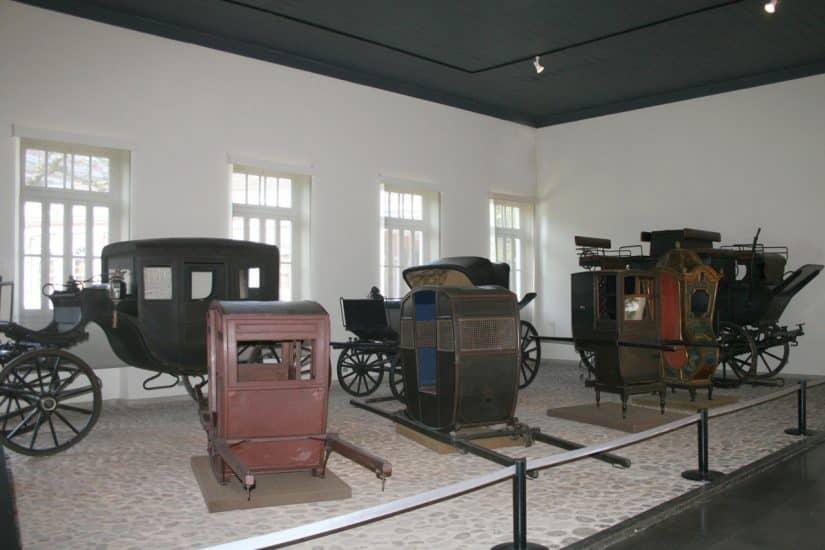 exposição da coroa no museu imperial