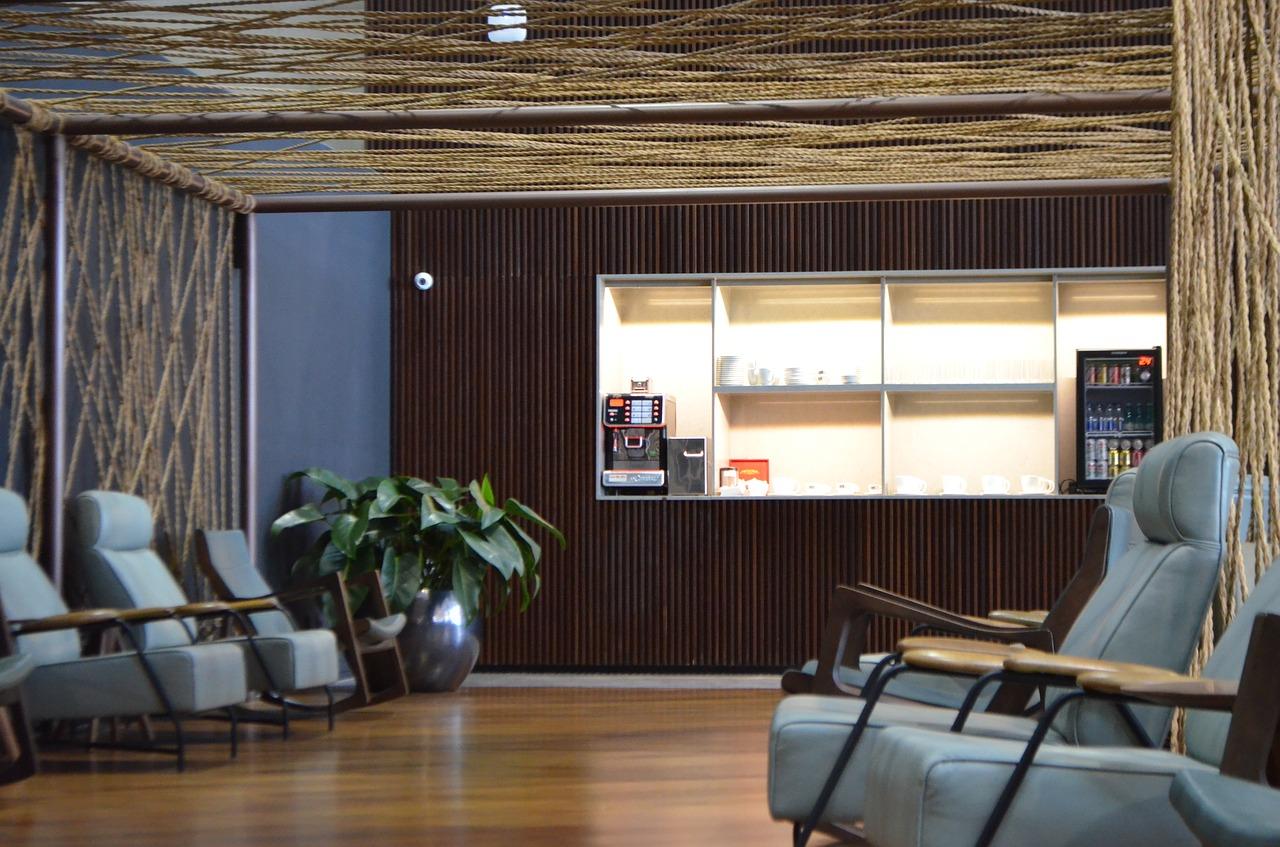 Sala VIP do Aeroporto