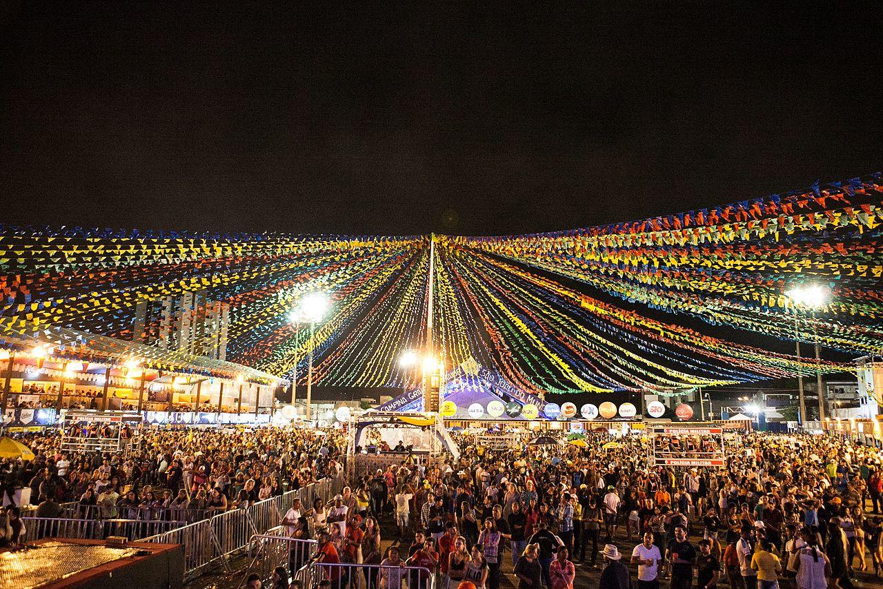 Melhores atrações das Festas Juninas do Nordeste