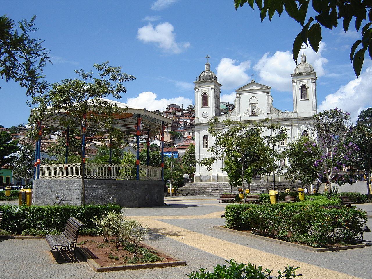 As melhores Estâncias turísticas de São Paulo