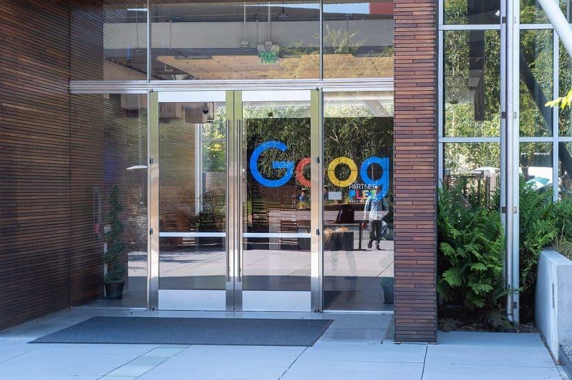 posso visitar a sede do google
