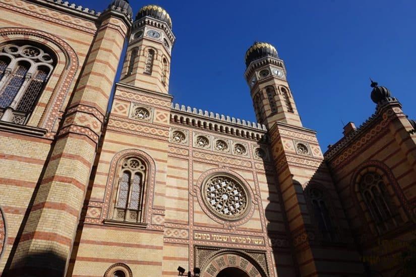 sinagoga budapeste bermuda