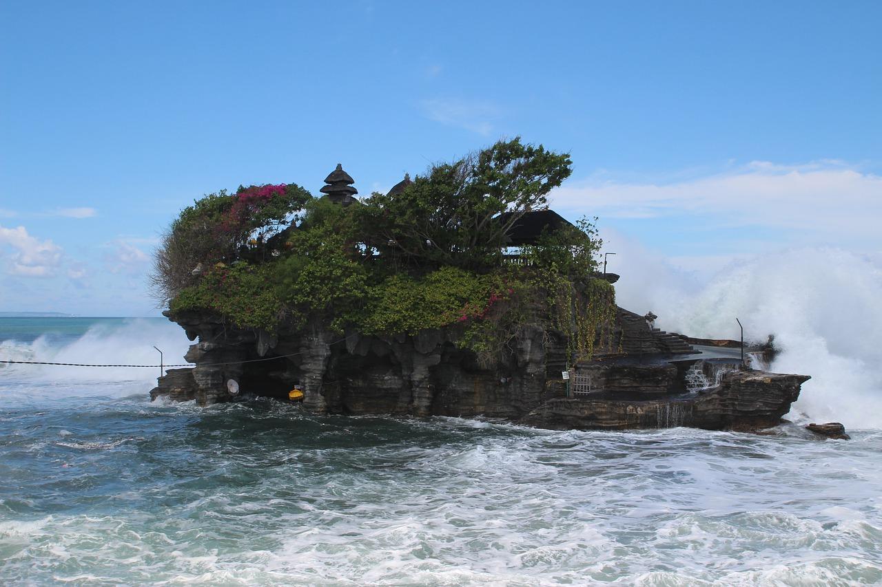 pontos turísticos de Bali