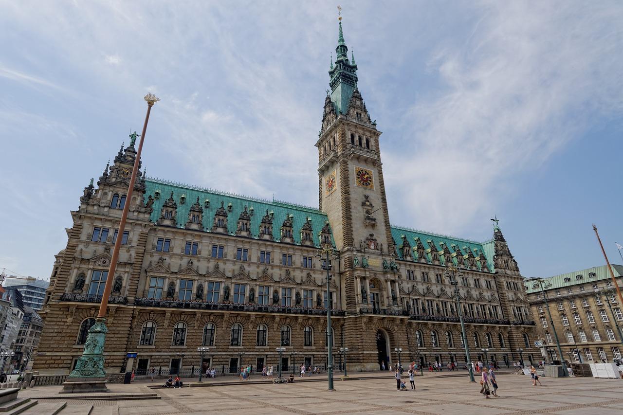 Arquitetura em Hamburgo