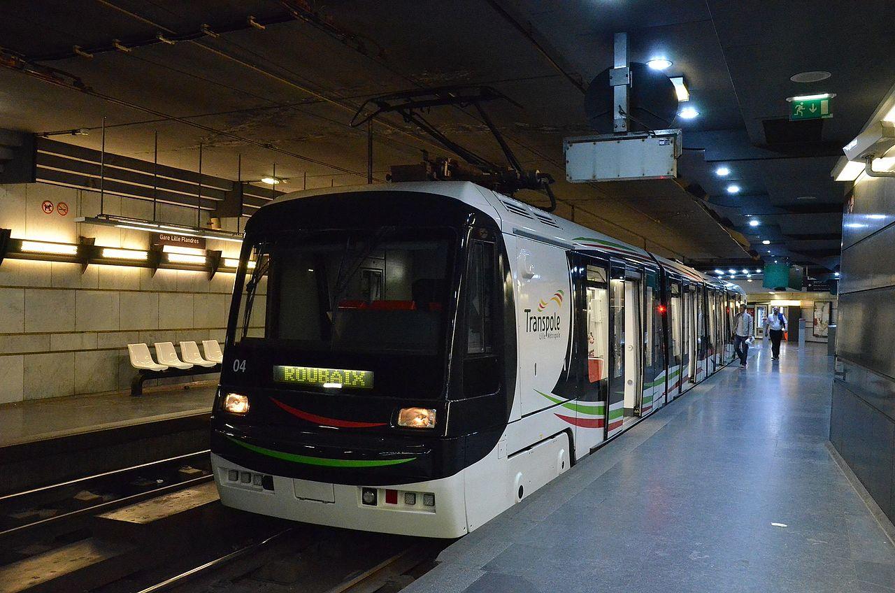 Transporte em Lille