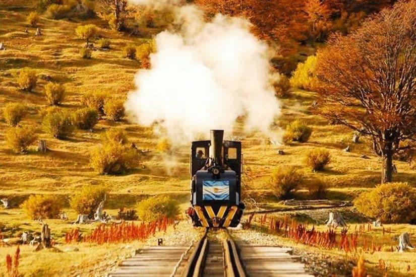 trem do fim do mundo
