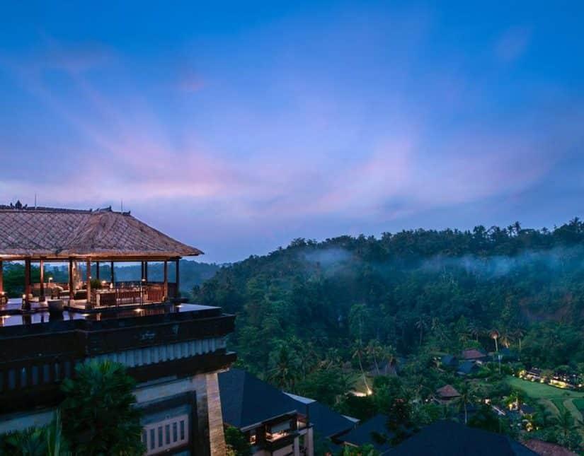 resorts em Ubud