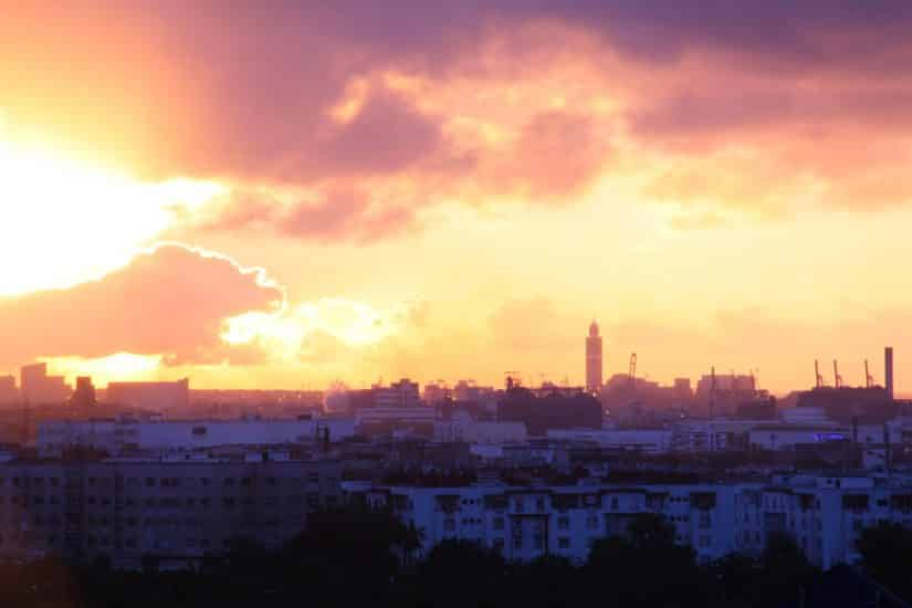 Como chegar em Casablanca e se locomover até o centro