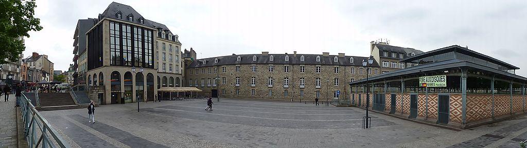 lugares historicos na França