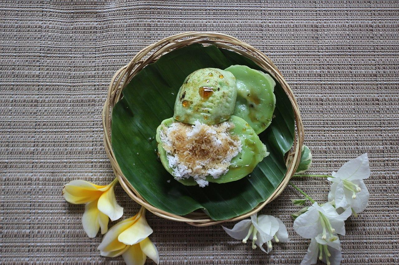 doces típicos da indonésia