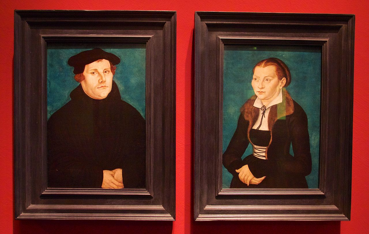 Martin Luther e Katharina von Bora
