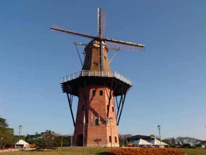 holambra moinhos de vento
