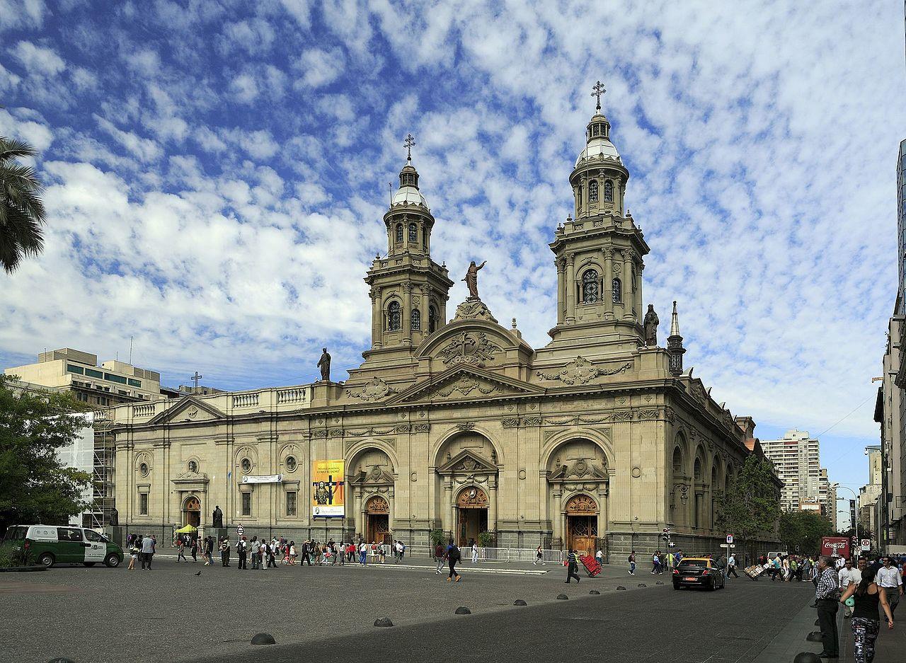 centro histórico de Santiago