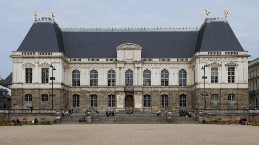 predios historicos de Rennes
