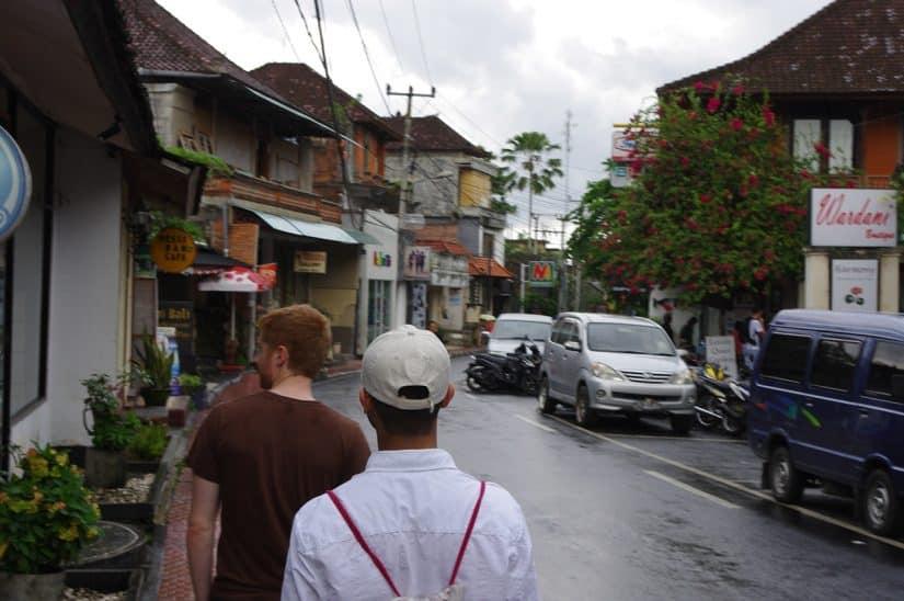 Como se locomover em Bali