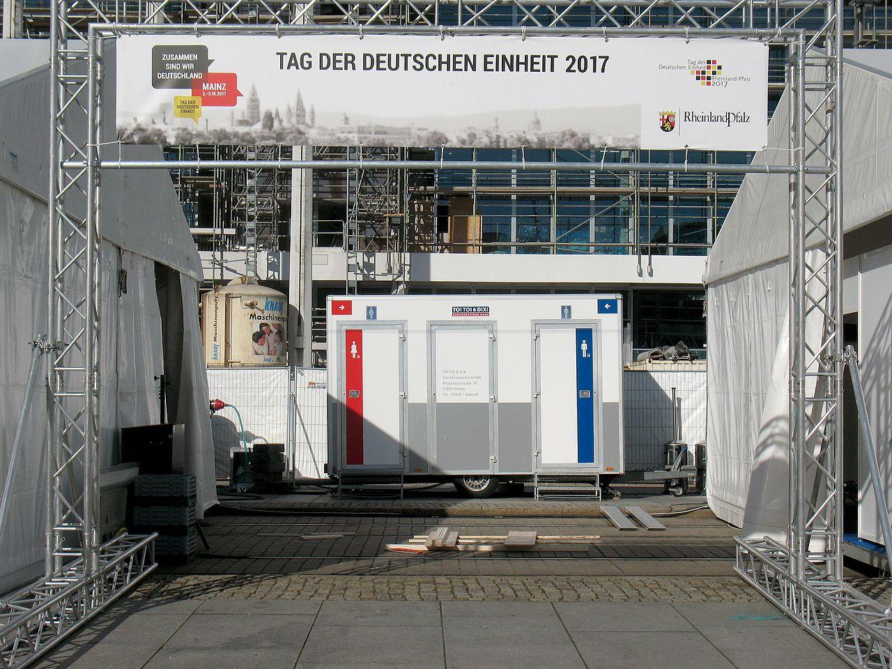 Tag der Deutsch Einheit