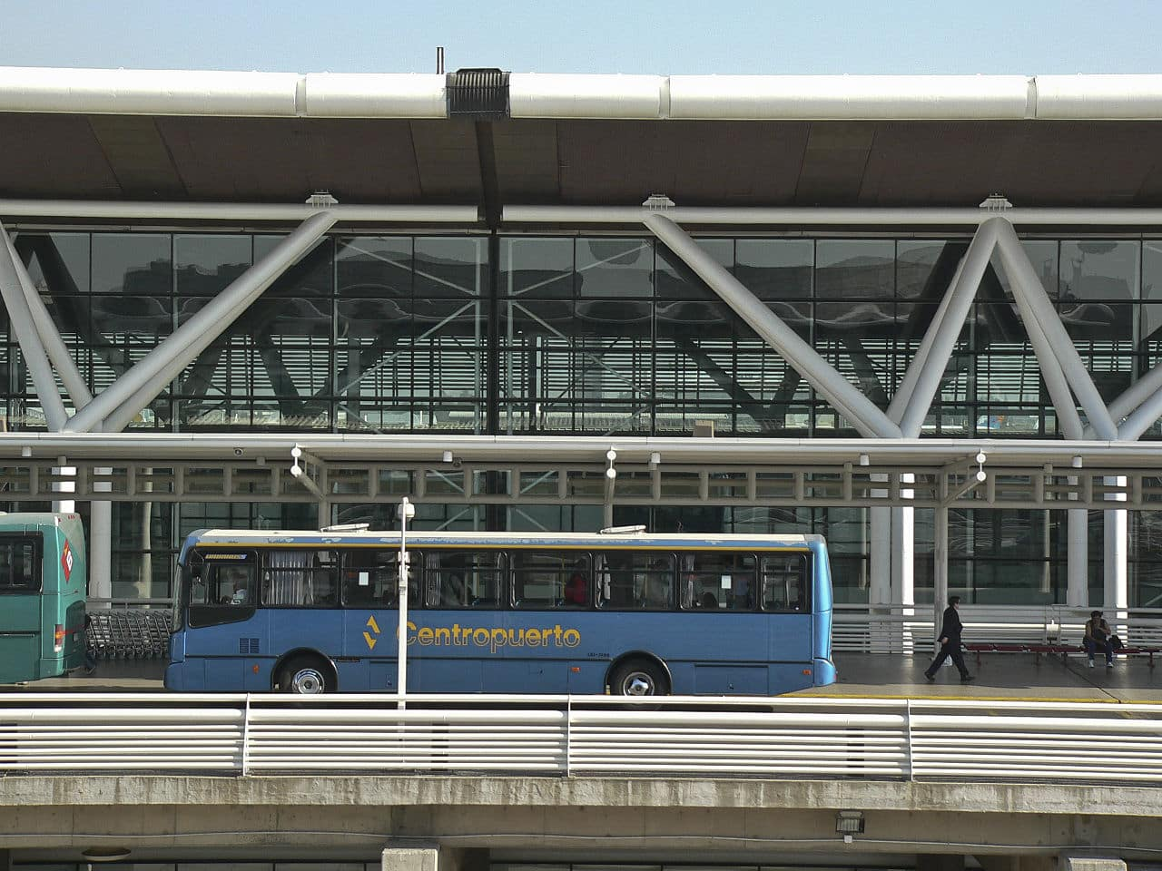 Transfer do Aeroporto ao Centro de Santiago