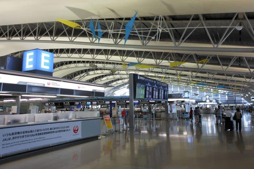 aeroporto osaka