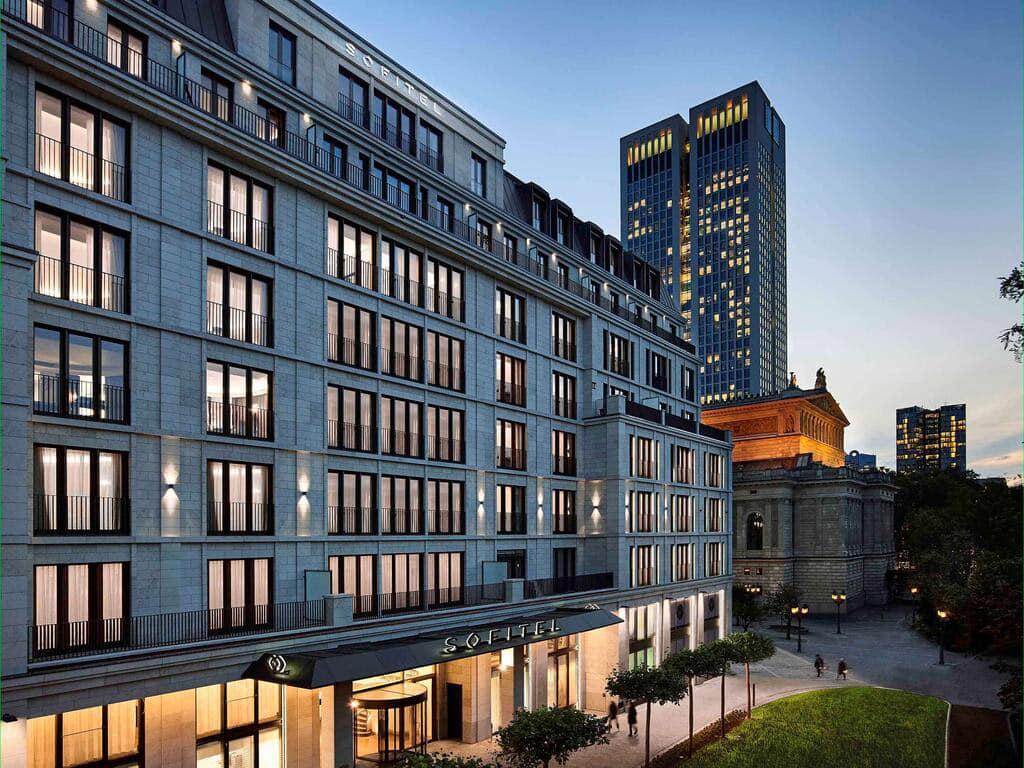 Hotel bem avaliado na Alemanha