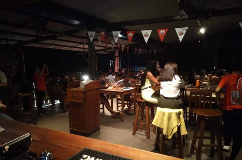 bares em Díli