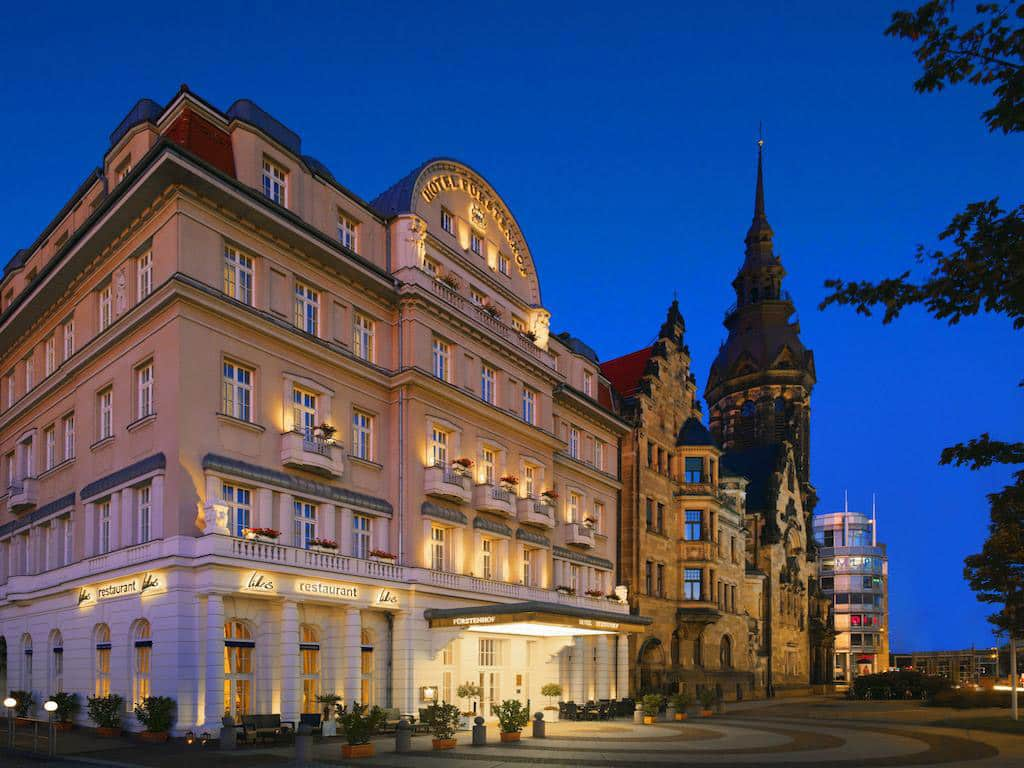 Hotel em Leipzig