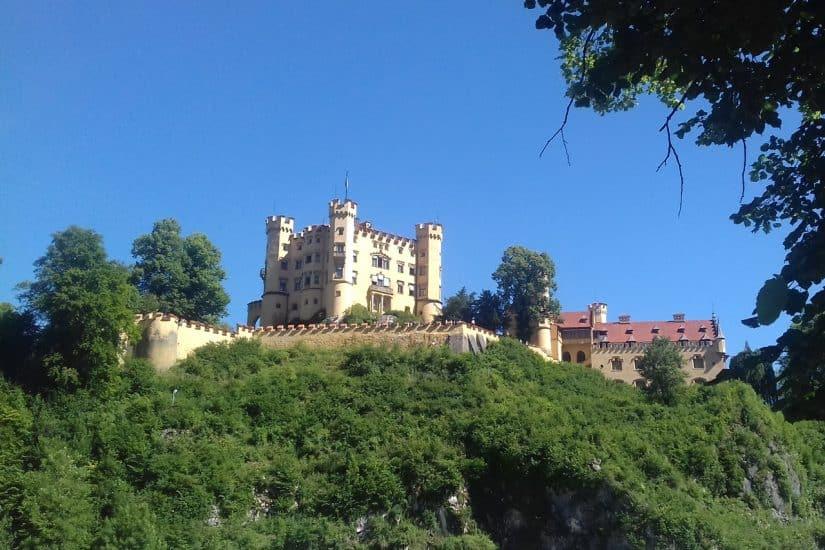 ponte castelo neuschwanstein