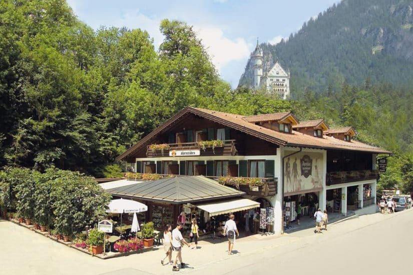 hoteis com restaurante na alemanha