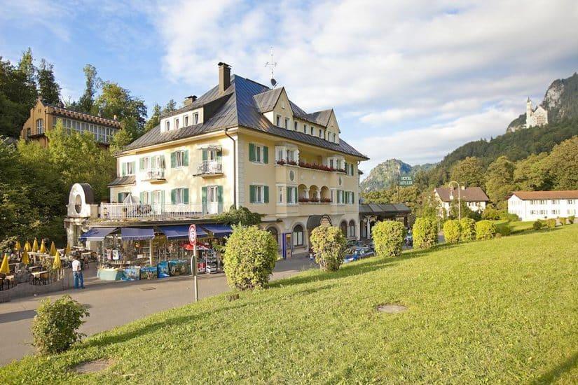 Hotéis perto do Castelo de Neuschwanstein