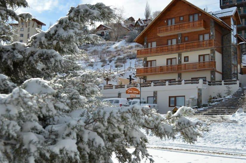 Hotéis para férias de neve no Chile