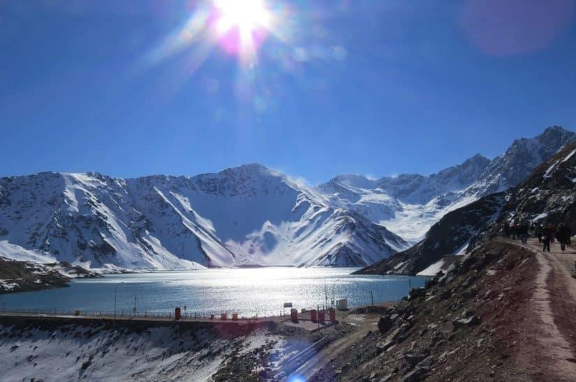 Temporada de neve no Chile