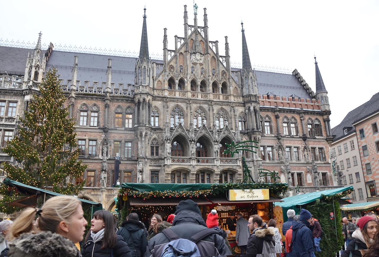 christmas market europa