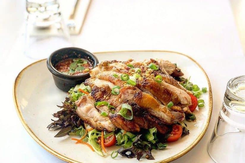 pratos típicos da tailandia