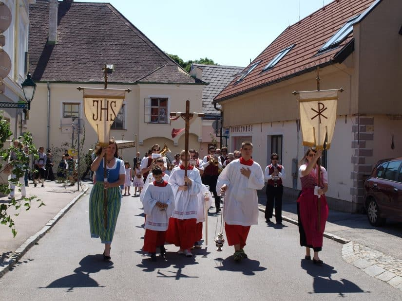 Corpus Christi na Alemanha