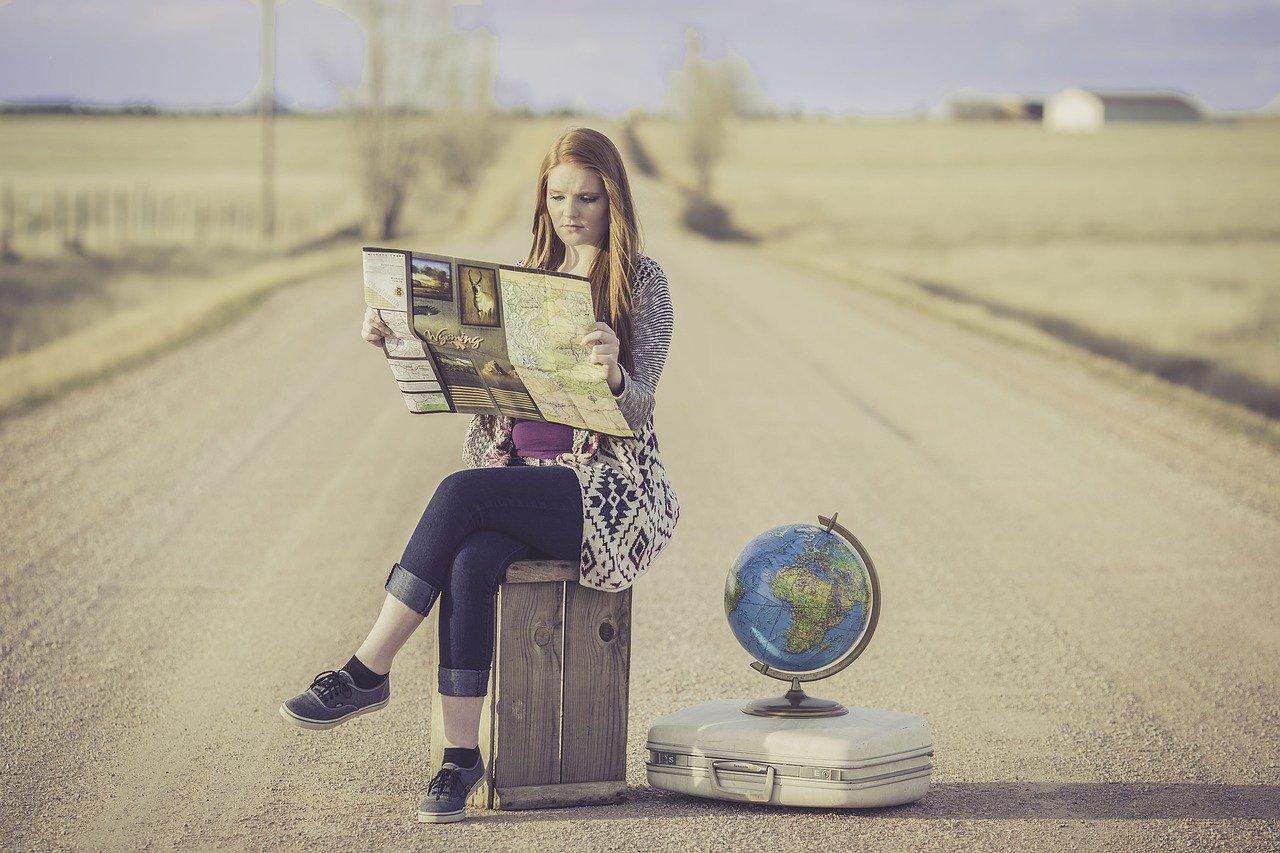 fotos viajando sozinho destinos