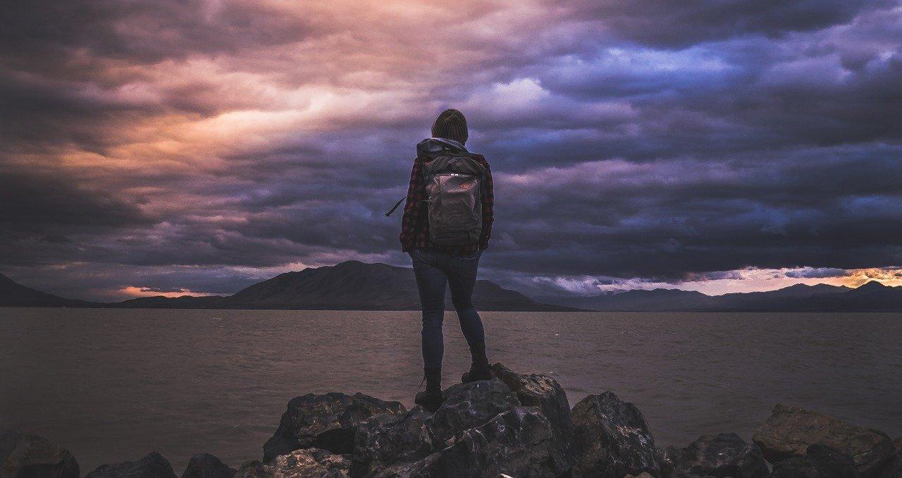 fotos viajando sozinho desvantagem