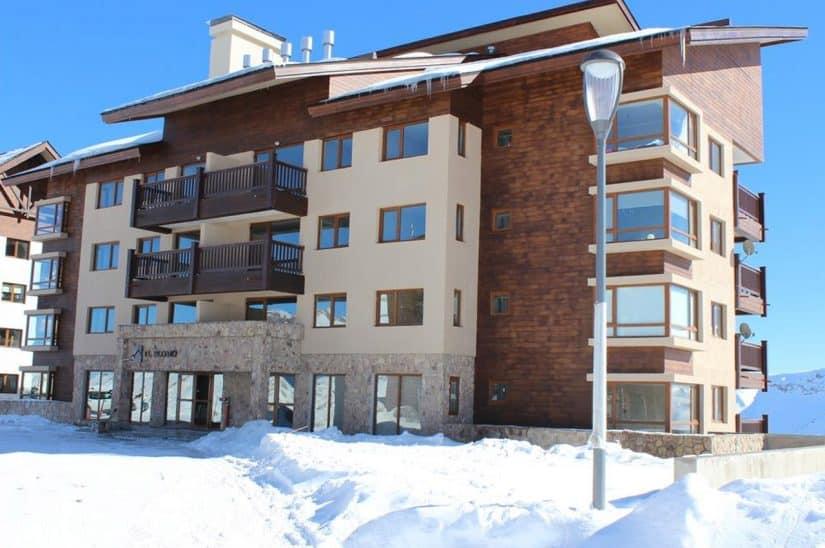 hotel no valle nevado