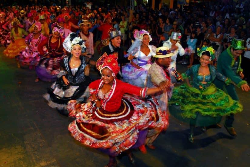 Festas Juninas do Nordeste recomendadas