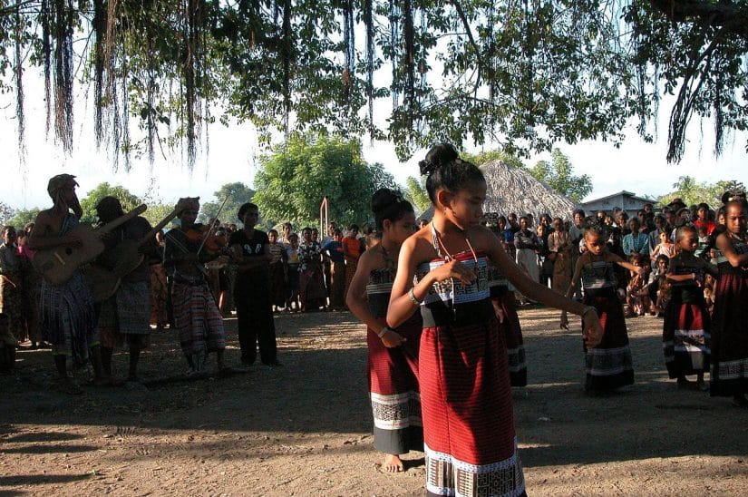 timor-leste cultura