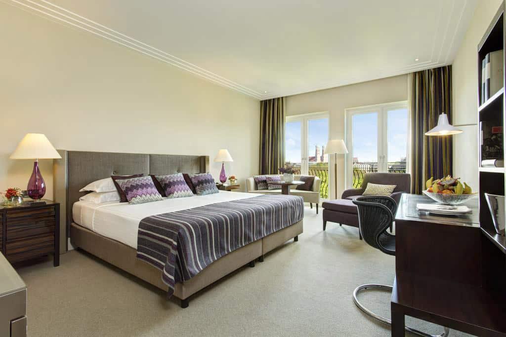 Hotel 5 estrelas na Alemanha