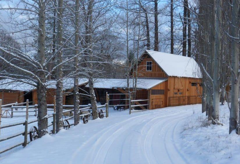 hoteis na neve no canada