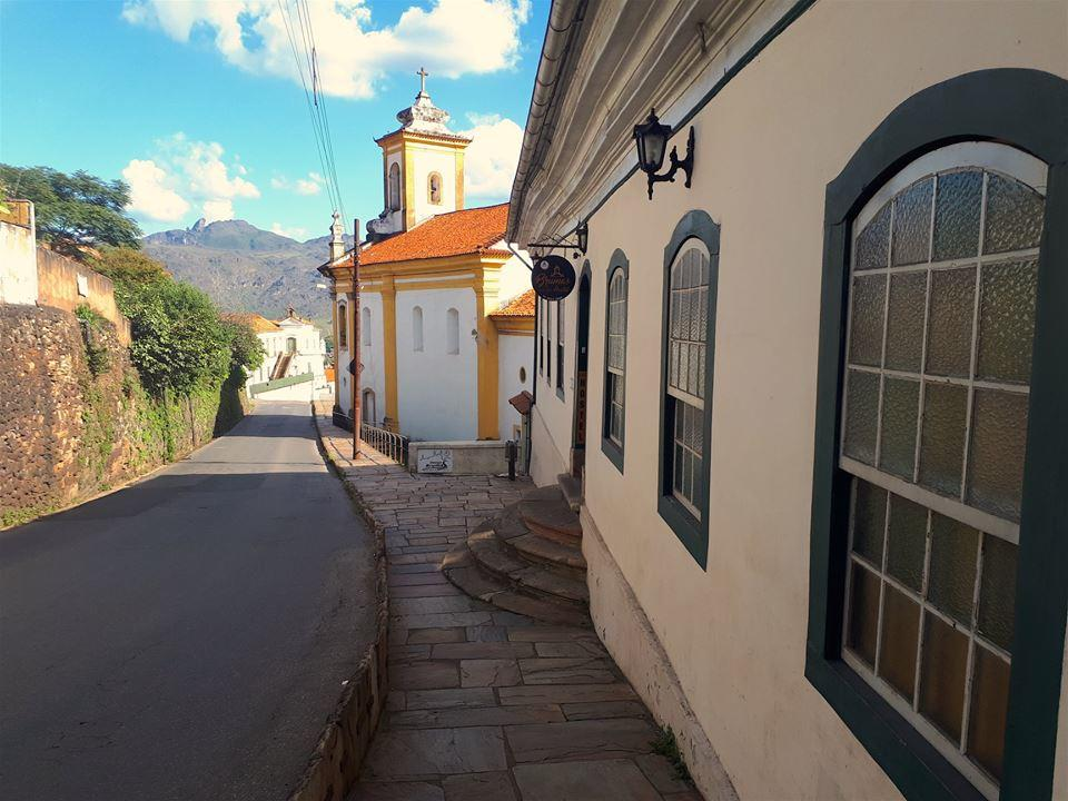 Hotéis em Ouro Preto