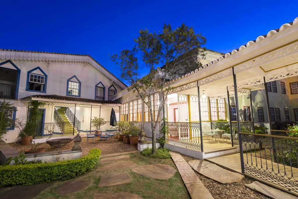 hotéis românticos em Ouro Preto